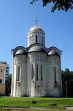 Catedral de Dmitrievsky de una ciudad de Vladimir Imagenes de archivo