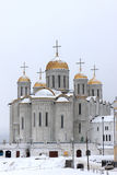 A catedral de Dormition Imagem de Stock Royalty Free
