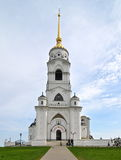Catedral de Dormition em Vladimir, Rússia Fotografia de Stock Royalty Free