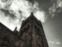 Catedral de Durham foto de stock royalty free