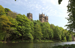 Catedral de Durham Fotografia de Stock