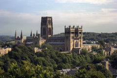 Catedral de Durham Imágenes de archivo libres de regalías