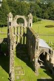 Catedral de Elgin, Escocia Foto de archivo