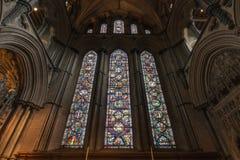 Catedral de Ely foto de archivo