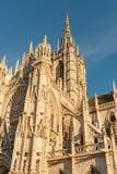 Catedral de Evreux Notre Dame fotos de stock
