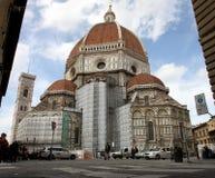 Catedral -1a de Florença Fotografia de Stock