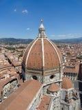 Catedral -1a de Florença Fotografia de Stock Royalty Free