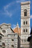 Catedral de Florença Foto de Stock