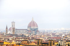 Catedral -1a de Florença Foto de Stock Royalty Free