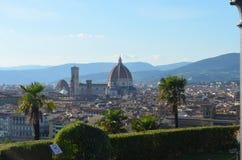 Catedral -1a de Florença Foto de Stock