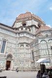 Catedral -1a de Florencia Imágenes de archivo libres de regalías