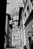 Catedral -1a de Florencia Imagen de archivo