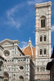 Catedral de Florencia Foto de archivo