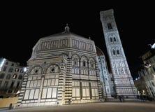 Catedral -1a de Florencia Imagenes de archivo