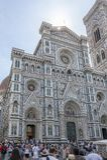 Catedral de Florencia, Duomo, Italia imágenes de archivo libres de regalías