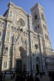 Catedral de Florencia, Italia Foto de archivo libre de regalías