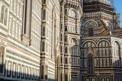 Catedral de Florencia, Italia Imágenes de archivo libres de regalías