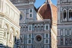 Catedral de Florencia, Italia Imagen de archivo