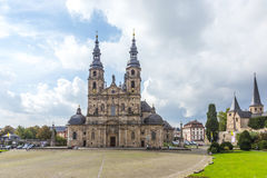 Catedral de Fulda Imagem de Stock