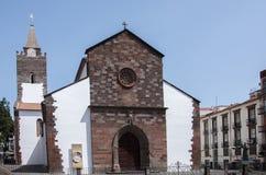 Catedral de Funchal Fotos de archivo libres de regalías