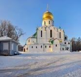 A catedral de Fyodorovsky Imagens de Stock