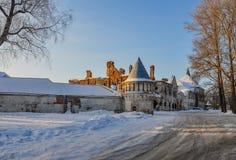 A catedral de Fyodorovsky Imagem de Stock