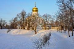 A catedral de Fyodorovsky Foto de Stock