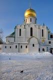 A catedral de Fyodorovsky Imagens de Stock Royalty Free