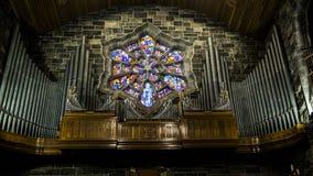 Catedral de Galway fotos de archivo