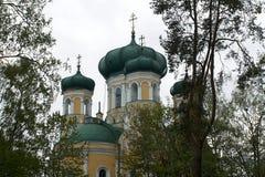 Catedral de Gatchina Pavlovsk Imagenes de archivo