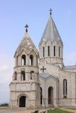Catedral de Ghazanchetsots en la ciudad de Shusha Imágenes de archivo libres de regalías