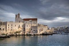 Catedral de Giovinazzo. Apulia. Fotos de Stock