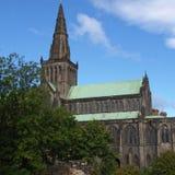 Catedral de Glasgow imagens de stock