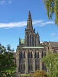 Catedral de Glasgow foto de stock