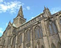 Catedral de Glasgow fotografia de stock royalty free