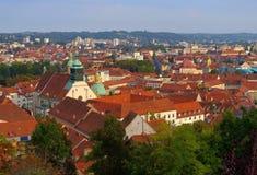 Catedral de Graz Foto de archivo libre de regalías