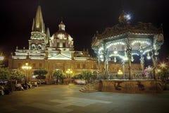 Catedral de Guadalajara arkivbilder