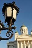 Catedral de Helsinky Foto de Stock
