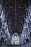 Catedral de Hereford imagenes de archivo