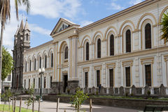 A catedral de Ibarra Imagens de Stock