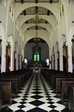Catedral de Iglesia de Cristo Negro Imagens de Stock Royalty Free