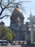 Catedral de Isaac de Saint em St Petersburg Imagens de Stock Royalty Free