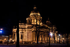 A catedral de Isaac de Saint ou o Isaakievskiy Sobor em St Petersburg, Rússia Imagens de Stock
