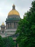 Catedral de Isaac del santo, Rusia Imágenes de archivo libres de regalías