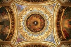 Catedral de Isaak de Saint. Imagens de Stock