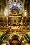 Catedral de Isaak de Saint. Foto de Stock Royalty Free