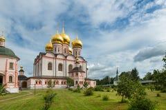 Catedral de Iversky imagens de stock