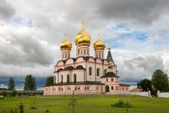 Catedral de Iversky foto de stock