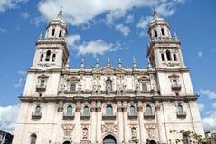 Catedral de Jaén, España Fotografía de archivo