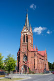 Catedral de Jelgava Fotografía de archivo libre de regalías